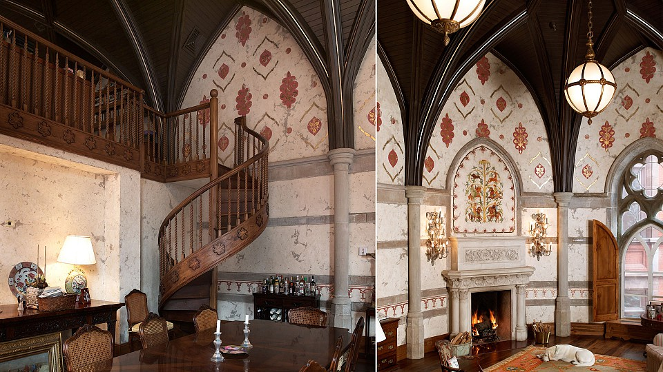 Gothic Apartment Taconic Builders