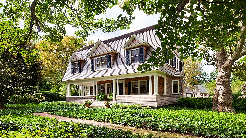 Historic East Hampton Residence Taconic Builders