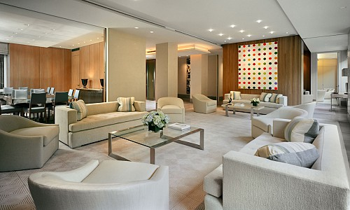 Park Avenue Contemporary Apartment