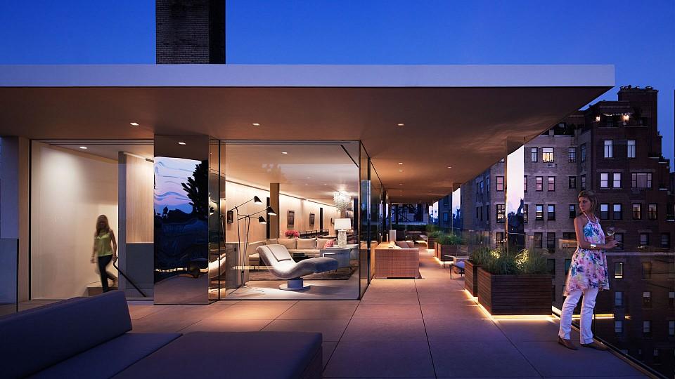 Penthouse Taconic Builders