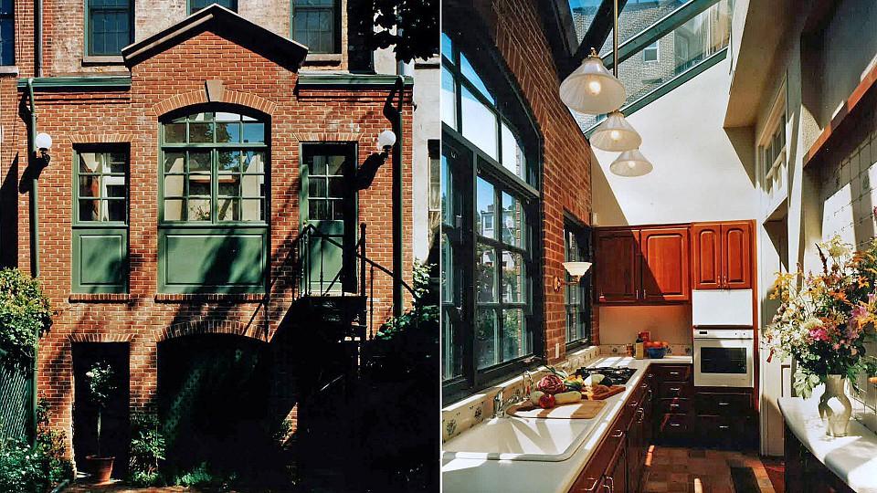 Greenwich Village Townhouse Restoration Taconic Builders