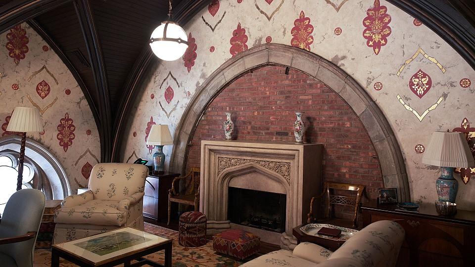 Gothic Apartment Taconic Builders
