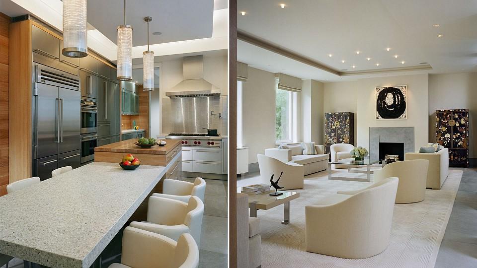 Park Avenue Contemporary Apartment Taconic Builders