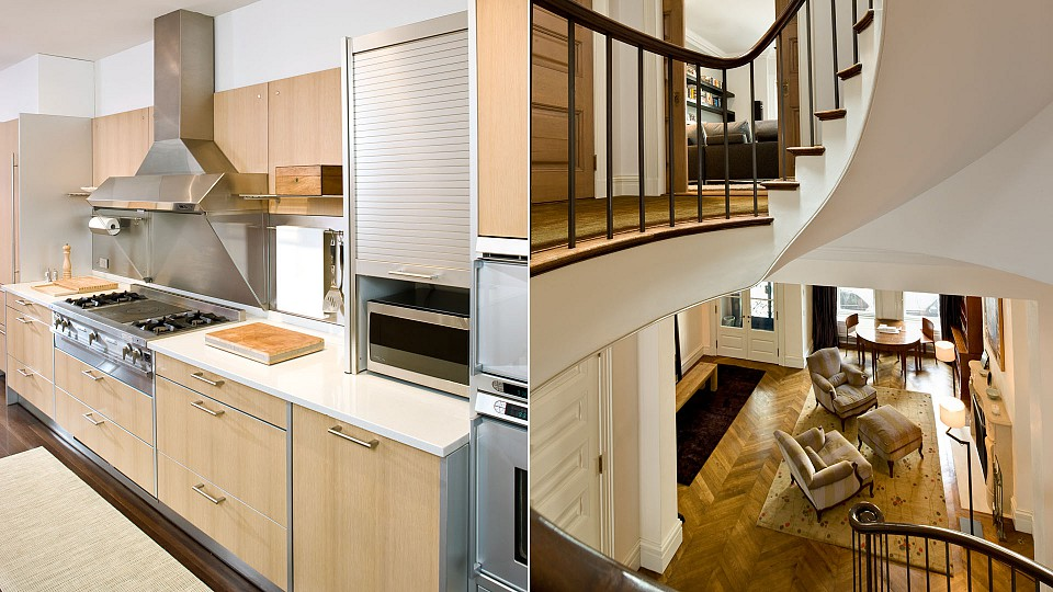 Upper East Side Townhouse Taconic Builders