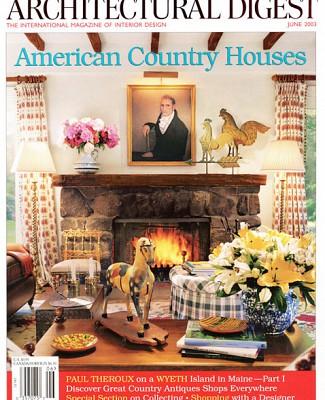 Ellie Cullman Americana Taconic Builders