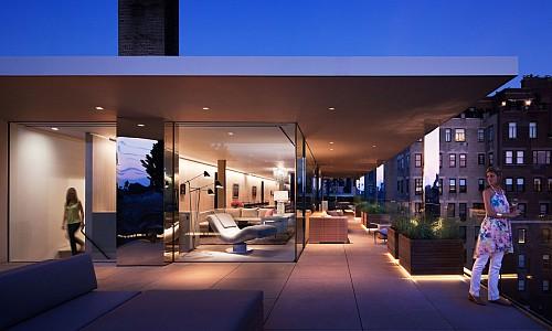 Urban Penthouse