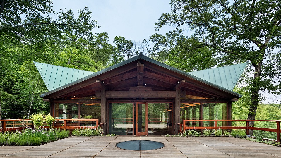 Midcentury Retreat Taconic Builders