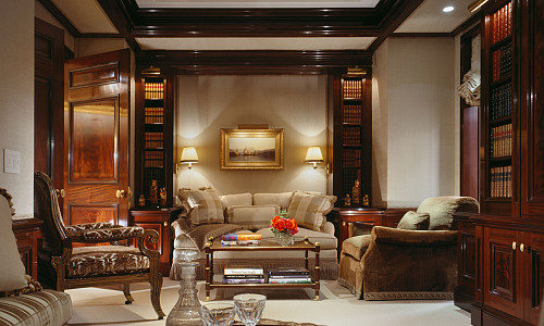 Central Park West Traditional Apartment