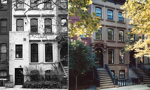 Greenwich Village Townhouse Restoration