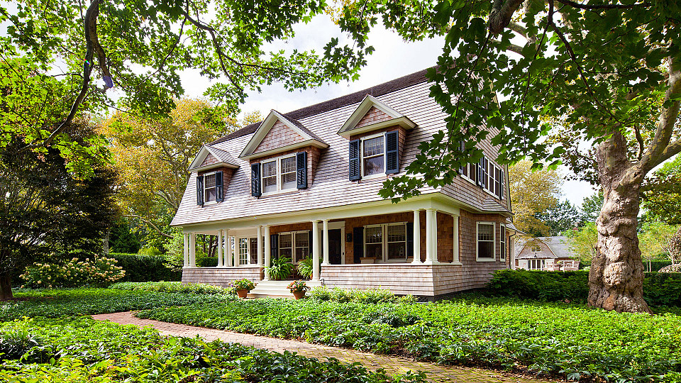 Historic East Hampton Residence Taconic Builders