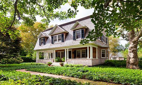 Historic East Hampton Residence