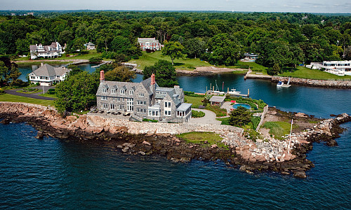 Rye Waterfront House