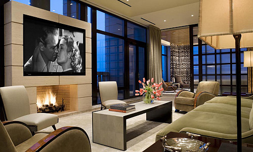 West Side Penthouse