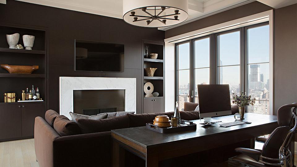 Chelsea Penthouse Taconic Builders