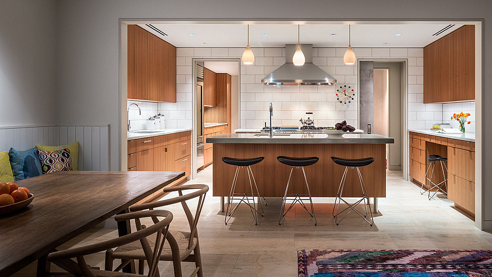 Upper West Side Townhouse Taconic Builders