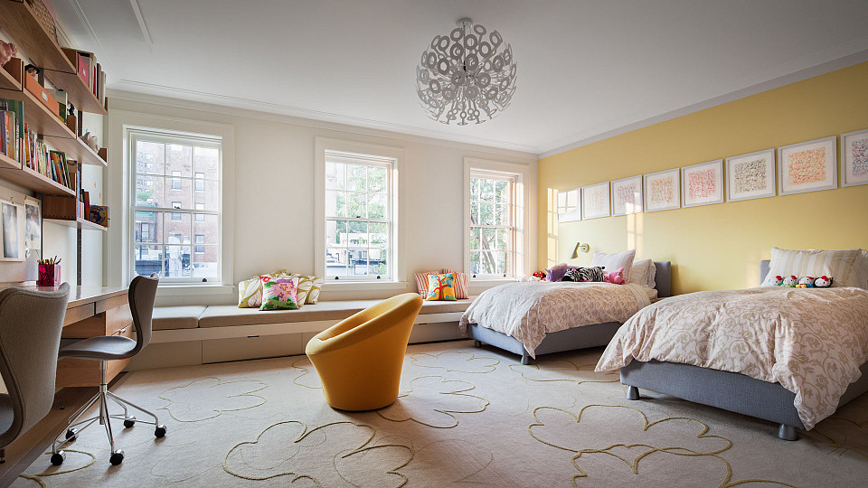 Greenwich Village Townhouse Taconic Builders