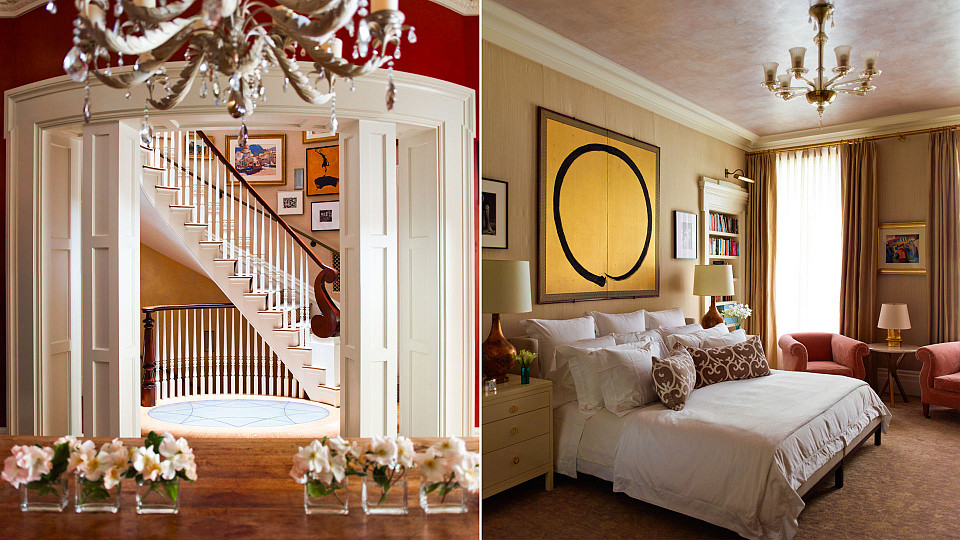 Greenwich Village Family Townhouse Taconic Builders