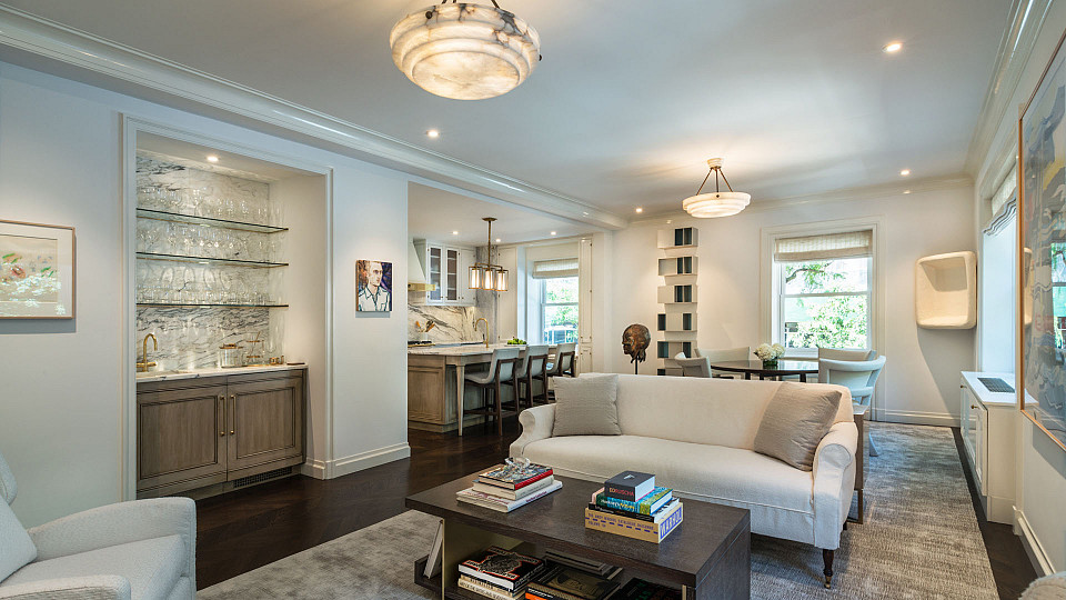 Gramercy Apartment Taconic Builders