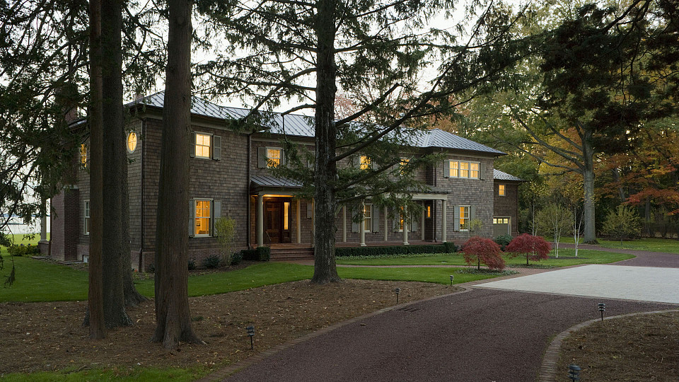Westchester Waterfront House Taconic Builders