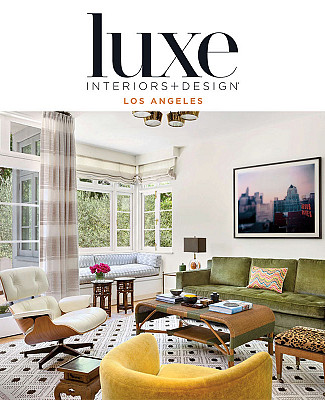 Luxe Los Angeles French Accent Taconic Builders Cover