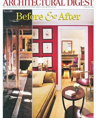 Pamela Banker Apartment Taconic Builders